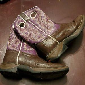 Kids Durango Western Boot
